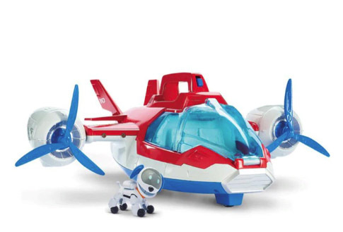 מטוס החילוץ / הצלה של מפרץ ההרפתקאות - יחידת החילוץ! ב229 ש