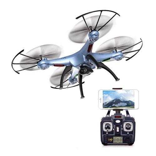 רחפן SYMA מדגם X5HW הכולל מצלמה לייב, שליטה מכל מקום, היפוך 360 מעלות, שליטה קלה ומצוינת ועוד! ב319 ש