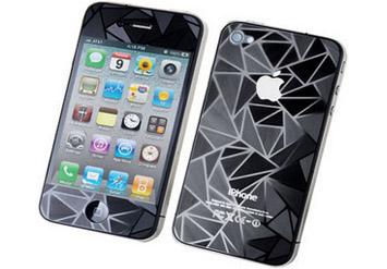 מהיום האייפון שלכם יהיה הכי יפה ועוד בתלת מימד!מגן מסך...