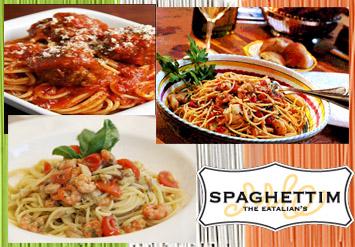 איטליה הקטנה! מסעדת ספגטים ת