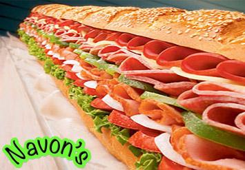 סנדויץ בר Navon's בתל אביב בדיל לכריך הכי טעים בעיר! כריך טע...
