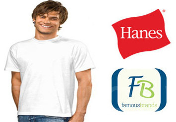 שישיית חולצות בייסיק לגבר מבית המותג הבינלאומי