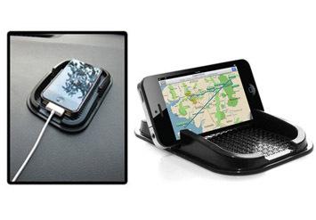מחזיק GPS או טלפון נייד מהפכני לרכב המתאים לשימוש בכל סביבה ...