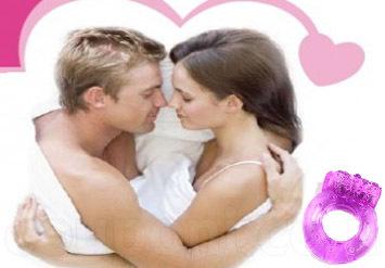 נהנים בשניים! טבעת רטט להנאה זוגית ארוכה וגדולהב25 ש