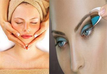 דיל זוהר במיוחד! טיפול פנים/ איפור ערב מקצועי + עיצוב גבות מתנהב99 ש