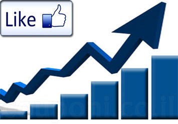רכישת 2000 לייקים לדף פייסבוק ב89 ש