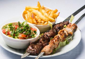 חגיגת בשרים זוגית במסעדה ורד הצלע הכשרה בתל אביב הכוללת את מ...