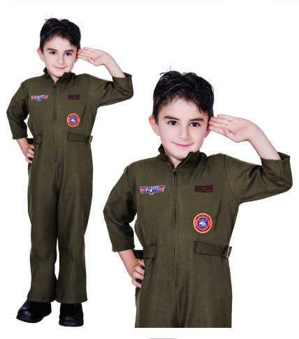 תחפושת טייס קרב לילדים ב129 ש