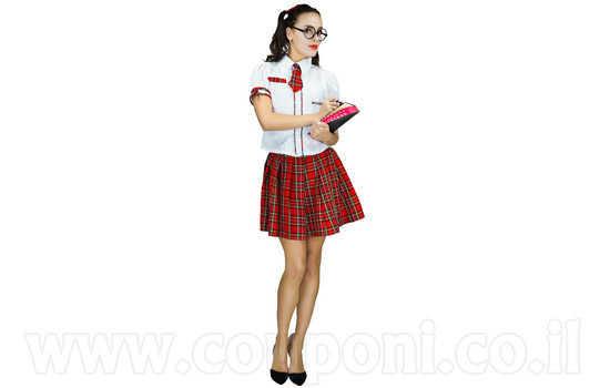 תחפושת תלמידה לנשים ב139 ש