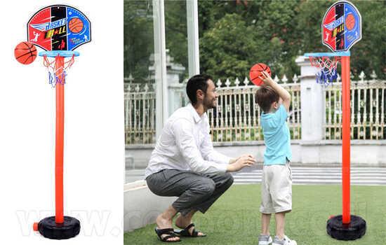 עמוד כדורסל צעצוע לילדים למשחק מהנה...