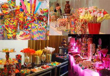 בר מתוקים צבעוני ואטרקטיבי שיהפוך כל אירוע להצלחה! מבחר ממתקים רחב ומגוון לכל סוג אירוע במבצע מיוחד החל מ649 ש