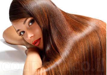 דיל של פעם בחיים! החלקת שיער לכל החיים בהתחייבות! החלקה אורגנית שמחליקה את שערך לצמיתות ב999 ש