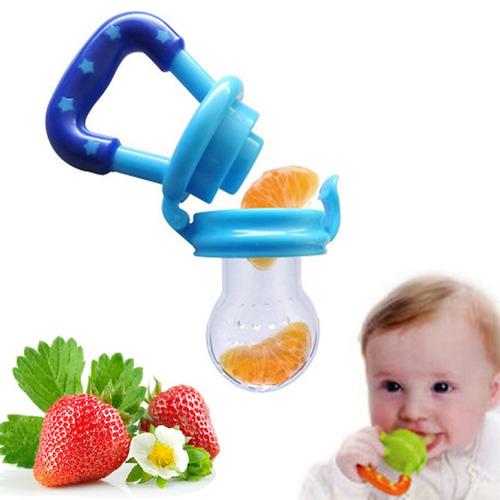 מוצץ טעימות ראשונות מסיליקון לילדים שלכם, לאכול בבטיחות ובכי...