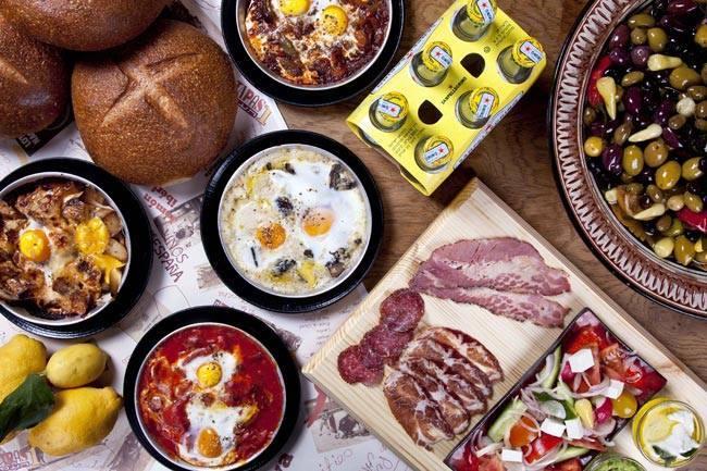 שובר פתוח לג'וני היל - מסעדת טאפאס בר ספרדית תוססת באחד העם ...
