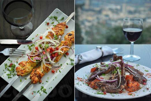 המטבח הגיאורגי במיטבו! ארוחה זוגית הכוללת מנה ראשונה + עיקרי...