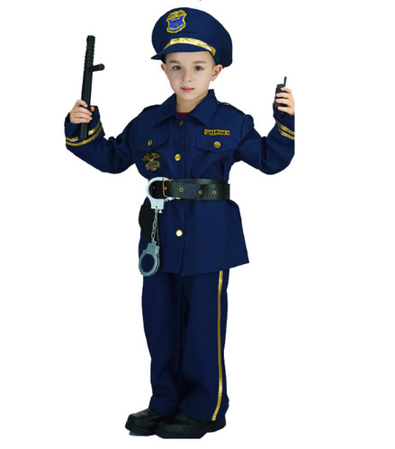 תחפושת שוטר לילדים ב129 ש