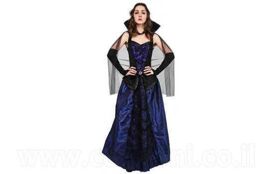 תחפושת נסיכה ערפדית למבוגרים ב149 ש...