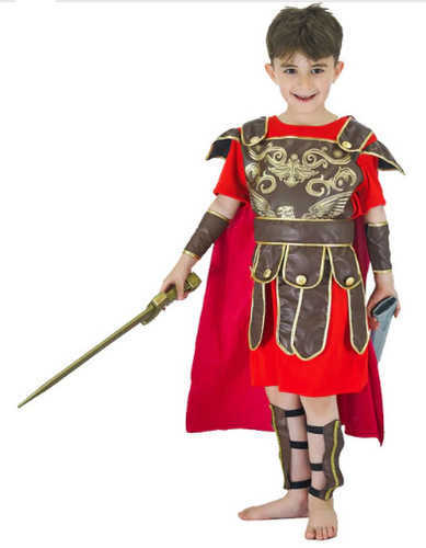 תחפושת גלדיאטור / לוחם רומי לילדים ב139 ש