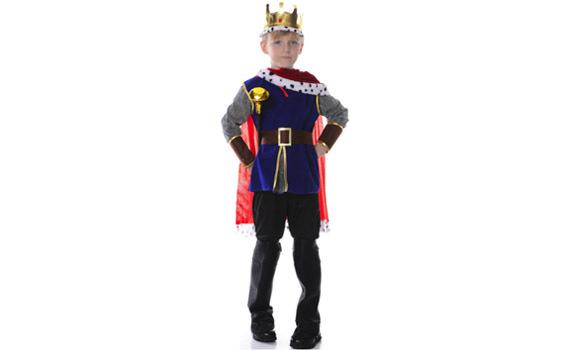 תחפושת המלך ארתור לילדים ב139 ש