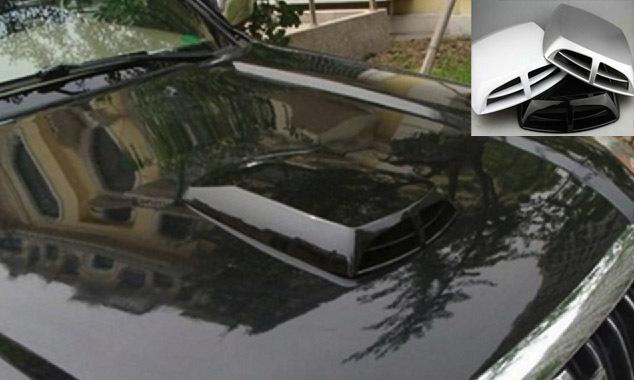 כונס אוויר כפול לרכב דקורטיבי ויפה, מתאים לכל סוגי הרכבים ובמבחר צבעים! כולל משלוח חינם!